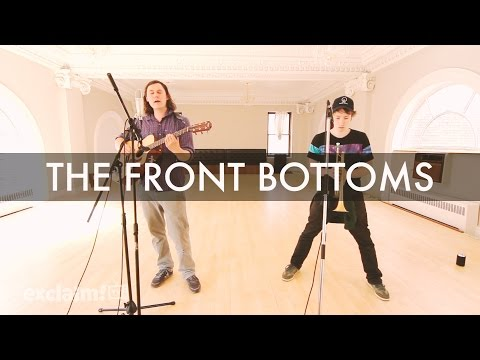 "The Front Bottoms - ""Twelve Feet Deep"" (Acoustic) 