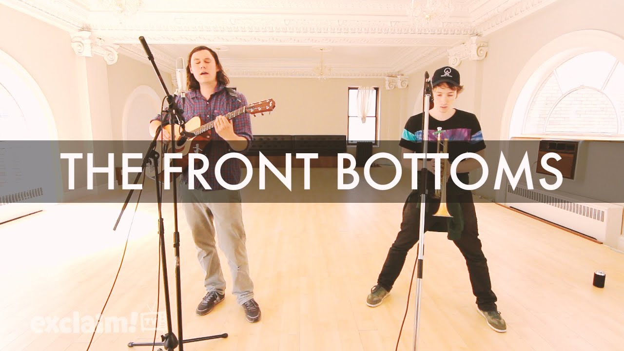 the front bottoms twelve feet deep acoustic no future youtube