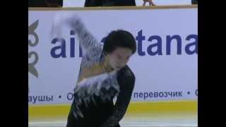 Ледовое шоу Ильи Авербуха в Астане - эксклюзив!