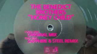 the benedict brothers honey child - sapphire & steel remix
