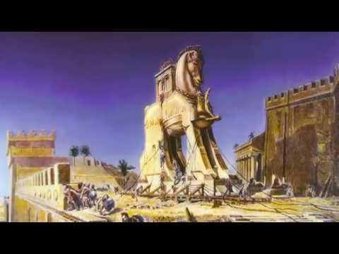 Help the International Spy Museum Build A Trojan Horse!