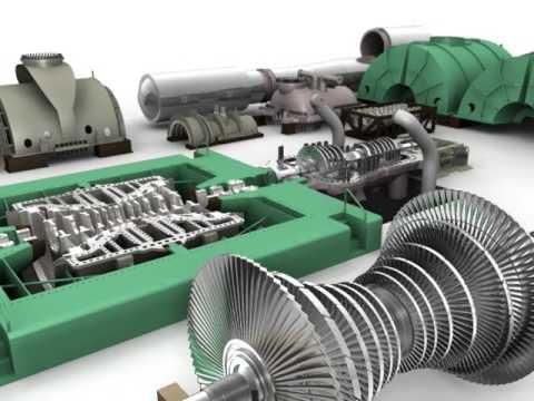 Turbine assembly