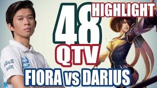 BM.QTV - FIORA vs DARIUS - Toplane #48 - Highlight
