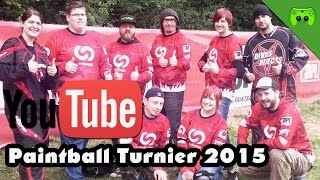 YouTube Paintball Turnier 2015