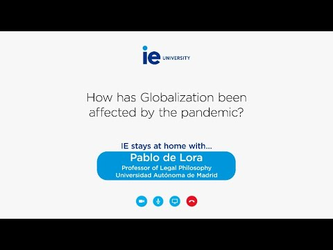 How has Globalization been affected by the pandemic?