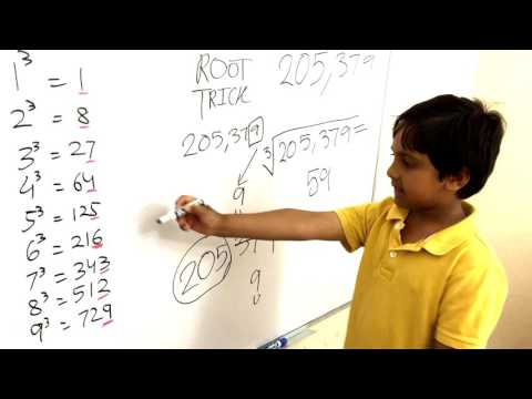 A Cube Root Trick