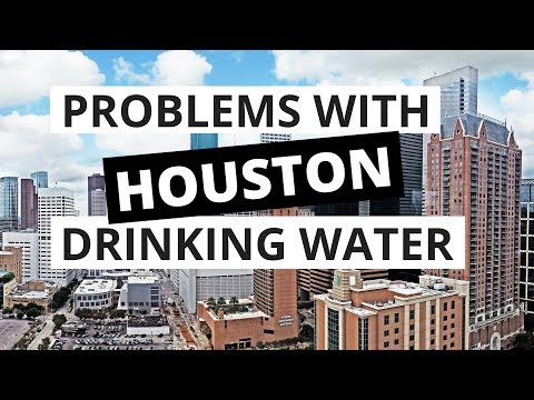 Problems With Houston Drinking Water: Chromium 6, Arsenic, Lead