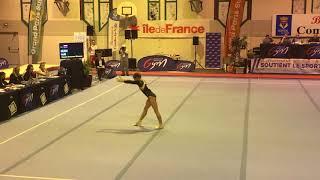 AUDI Nelli - Junior - Combs La Ville 2018 Floor Finals