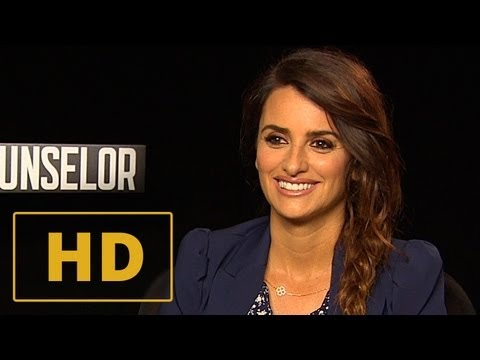 The Counselor - Penelope Cruz Interview HD (2013)