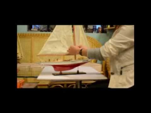 Instruction   How To Set The Wooden Model Boat Up # No2   YouTube 2