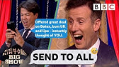 Strictly's Anton AGHAST as Michael McIntyre PRANK body shames his contacts💃😝 - Send To All