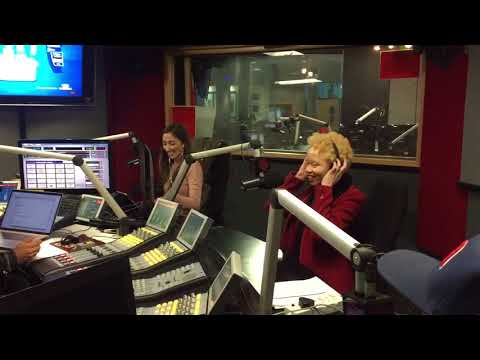 Thando Hop does 5fm Breakfast show with Roger Goode