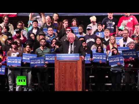 Free Trade Deals & Panama Papers by Bernie Sanders