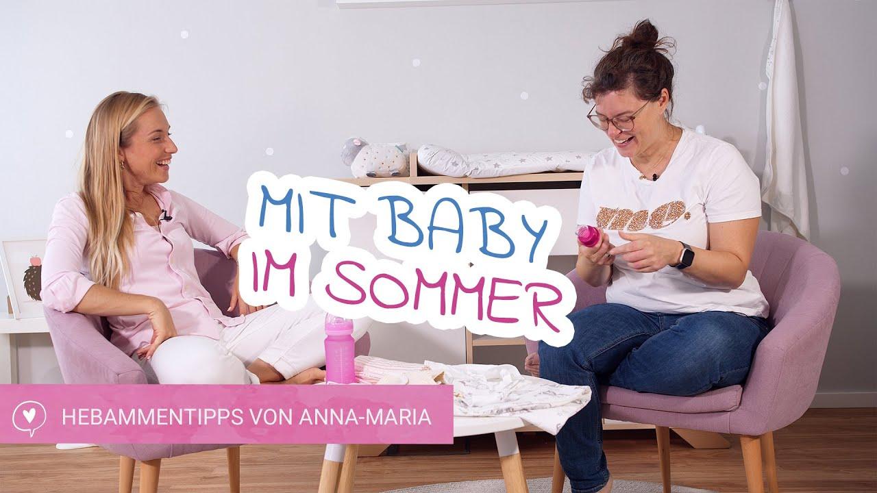 Sommer mit Baby | Die besten Tipps von Hebamme Anna-Maria | babyartikel.de