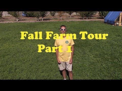 Fall Farm Tour Part 1