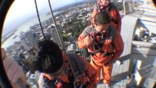 Skywalk @Skycity  192mtr High, Auckland by Arnab