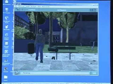 Virtual Human at Chatbots.org | the JUST-TALK project