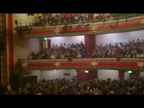 Rick Astley Halifax Victoria Theatre Audience