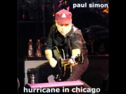 Paul Simon Auditorium Theater Live 2000