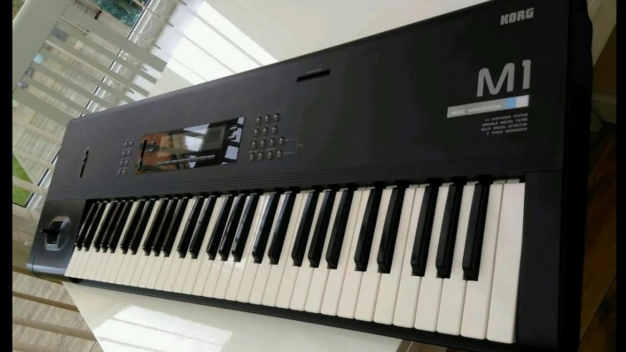 korg m1 wavestation