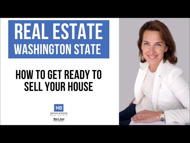 Seattle and Eastside homeowners: How to get ready to sell your house?