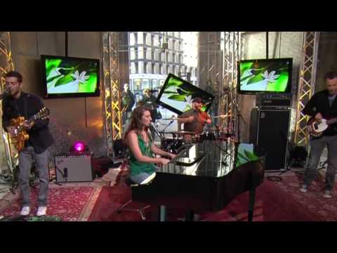 Sara Bareilles -  Love Song - Live HD-Widescreen-Stereo-TV