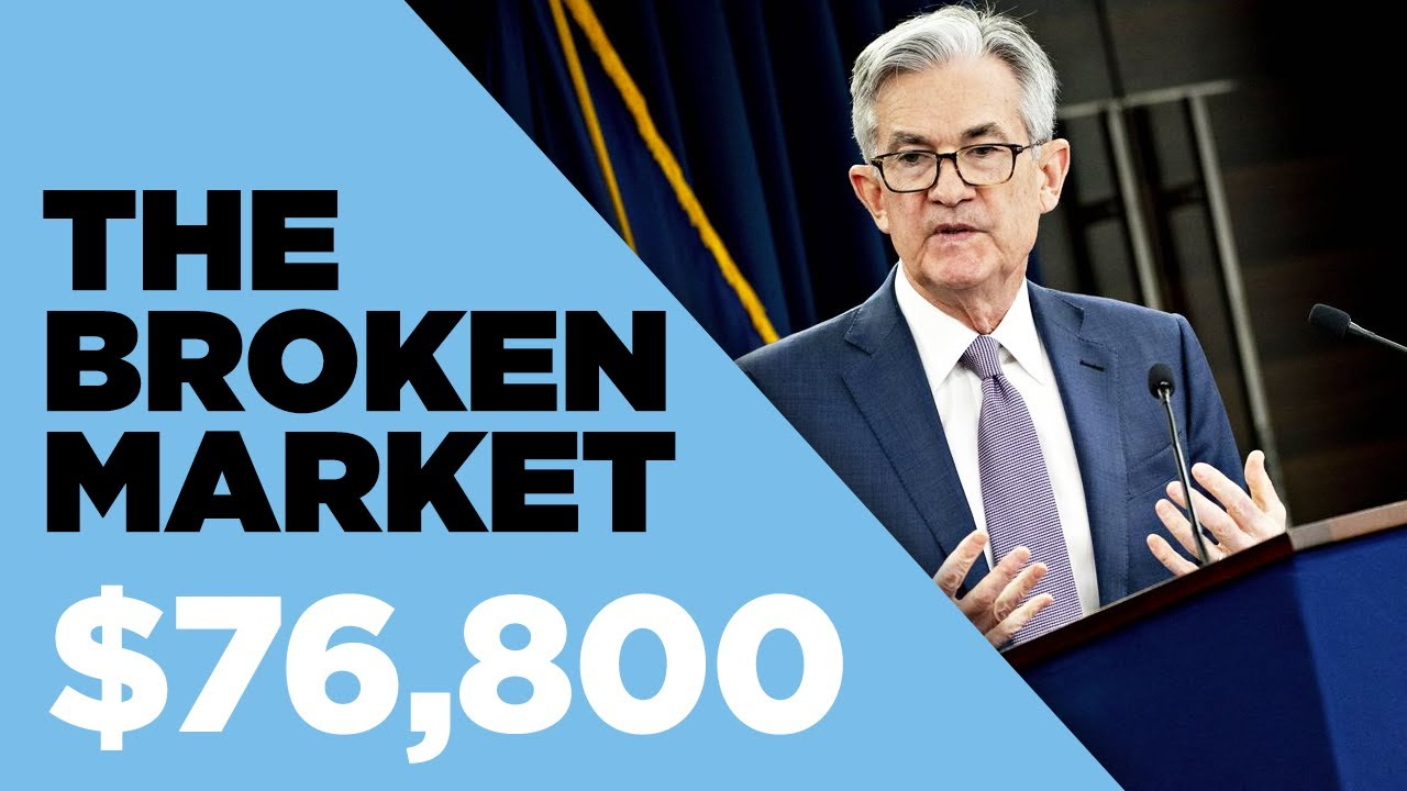 The Broken Stock Market | Joseph Carlson Ep. 75