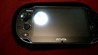 PS Vita Tempered Glass Screen Protector : Unbox / Install / Review!
