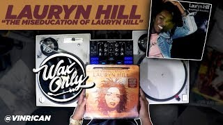 "Discover Samples Used On Lauryn Hill's ""The Miseducation of Lauryn Hill"""