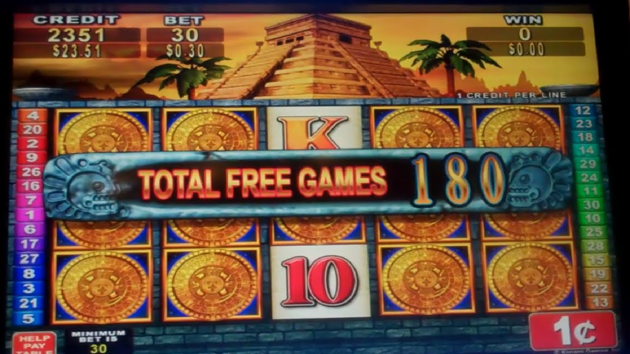 Slot machine mayan temple gratis
