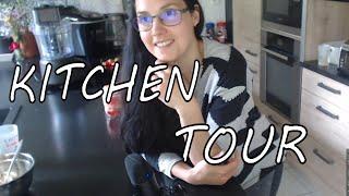 KITCHEN TOUR 🍌 VISITE ET RANGEMENT DE NOTRE CUISINE