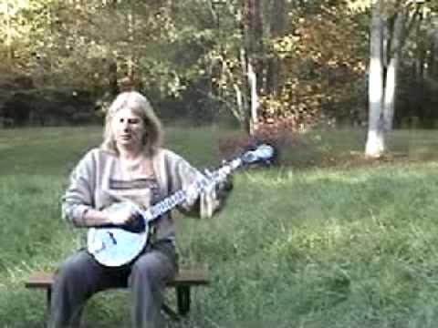 Sally Ann/ clawhammer banjo/ Mary Z. Cox