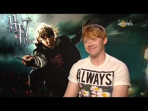 Thumbnail: STAR Movies VIP Access: Harry Potter & The Deathly Hallows: Part 2 - Rupert Grint