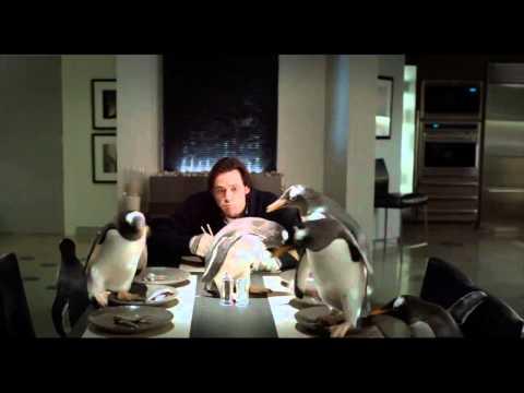 I pinguini di mr. Popper Movie Trailer Official (movie 2011)