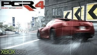 Project Gotham Racing 4 Gameplay (XBOX 360 HD)