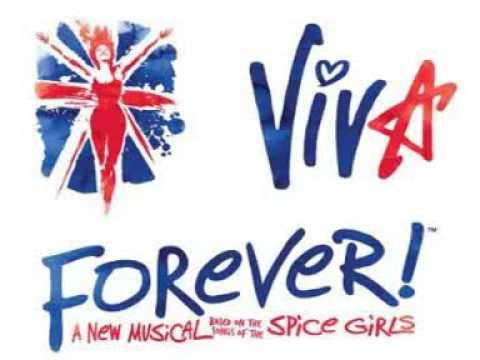 SPICE GIRLS - VIVA FOREVER MUSICAL