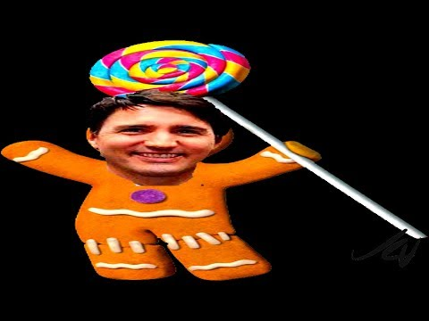 Trudeau in Brown Face  -  Breaking News Sept. 18, 2019