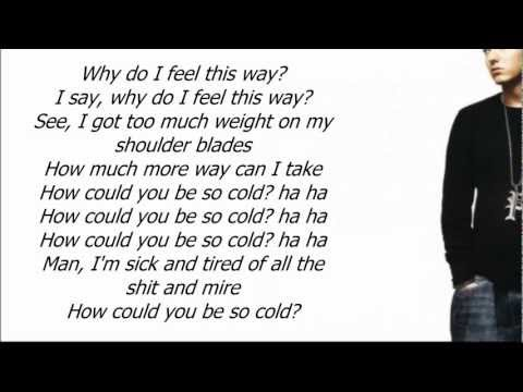 Denace - So Cold (Lyrics on Screen)