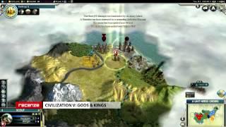 Indian #12 - Strategie Civilizace