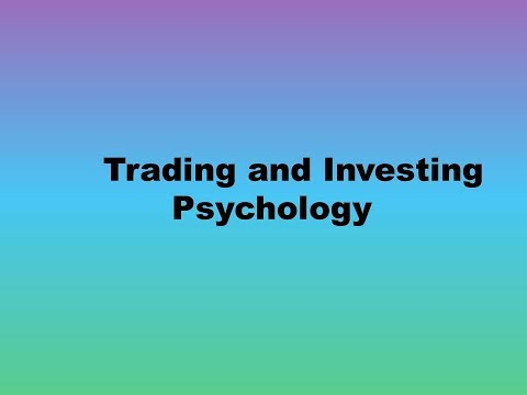 Trading and Investing Psychology online stock trading hindi