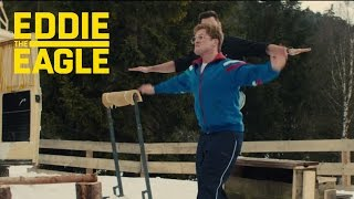 Eddie the Eagle | Extended Preview Clip