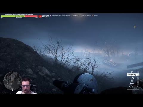 Mapa Nuevo NOCHES DE NIVELLES en Directo Battlefield 1 ESTA NOCHE OTRO DIRECTO