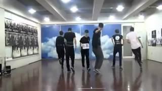[HD][Full] EXO-K MAMA Practice Room Version