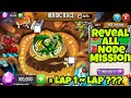 HEROIC RACE WITH 100 000 GEMS ALL NODE MISSIONS REVEALED mp3