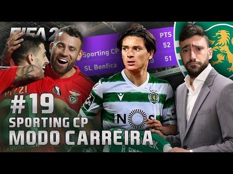 ESTE JOGO PODE MUDAR TUDO... ● Modo Carreira #19 (T2) ● Sporting CP