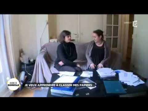la quotidienne france 5 trier ses papiers avec place youtube. Black Bedroom Furniture Sets. Home Design Ideas