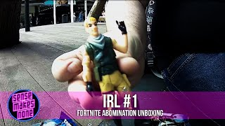 Fortnite Abomination Unboxing