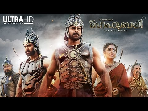 Baahubali - The Beginning (Malayalam | 4K)