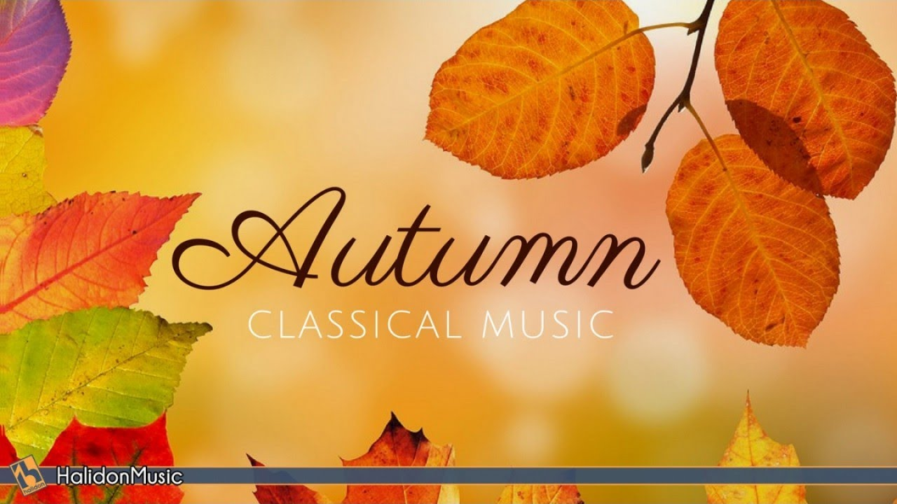 Fall Desktop Wallpaper Fall Cute Classical Music For Autumn Youtube