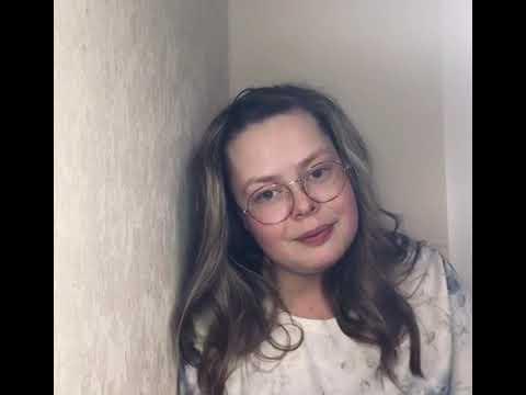 Пинаева Анастасия читает произведение «Зачем и о чем говорить?..» (Бунин Иван Алексеевич)